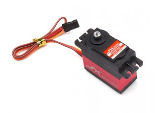 JX PDI-6209MG Coreless Metal Gear Digital Servo 9.35kg/0.13sec/62g with lead
