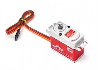 JX PDI-HV7232MG Digital High Voltage High Torque Coreless Metal Gear Servo 31.5kg/0.09sec/72g with lead
