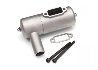 NGH GT17 17cc Gas Engine Replacement Exhaust Muffler Assembly