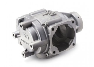 NGH GTT70 70cc Twin Cylinder Gas Engine Replacement Crankcase