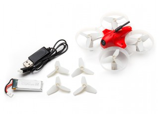 Cheerson CX-95S FPV Drone (DSM2/DSMX) BNF (Red) - package