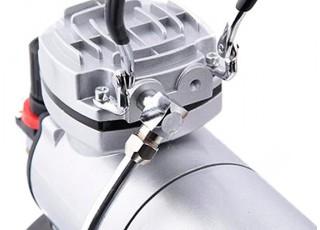 air-compressor-air-tank-3L-1/6HP-closeup2