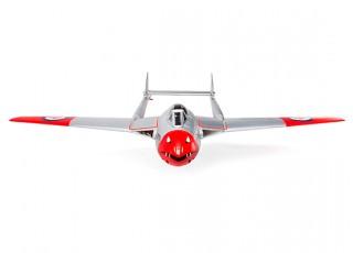 Durafly™ D.H.100 Vampire Mk6 EDF Jet V2 RCAF - front view