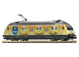 "Roco/Fleischmann HO Electric Locomotive 460 029 ""Chiquita"" SBB (DCC Ready)"