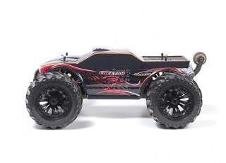 JLBRacing Cheetah 1/10 4WD Brushless Off-road Truggy (RTR) - side