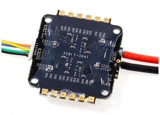 Turnigy Multistar BL-32 4-in-1 32bit 31A 11g Race Spec ESC 2~4S (OPTO) underside