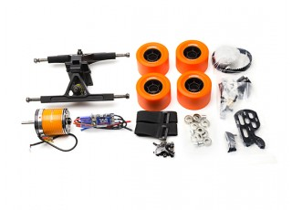 Turnigy Skateboard Electric Conversion Kit V2 - items