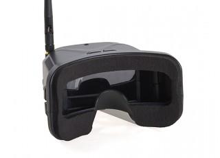 FPV Micro Box FPV Goggles - rear view