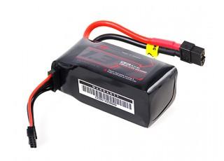 Turnigy Graphene 1300mAh 4S 65C Lipo Pack w/XT60 (Removable Balance Plug) - with plug