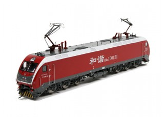 HXD1D Electric Locomotive HO Scale (DCC Equipped) No.3 1