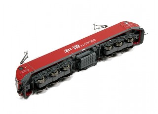 HXD1D Electric Locomotive Red HO Scale (DCC Equipped)  3