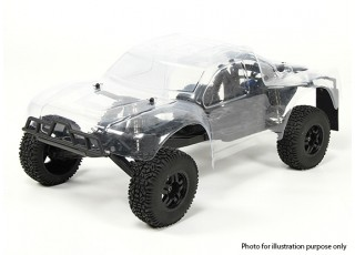 Turnigy SCT 2WD 1/10 Brushless Short Course Truck (KIT) upgraded version 2
