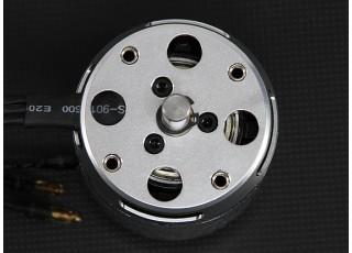 Turnigy Aerodrive SK3 - 6374-192kv Brushless Outrunner Motor - bottom