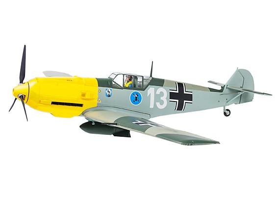 """Durafly™ Messerschmitt Bf.109E-4 Battle of Britain Scheme 1100mm (43.3"""") (PnF)"""