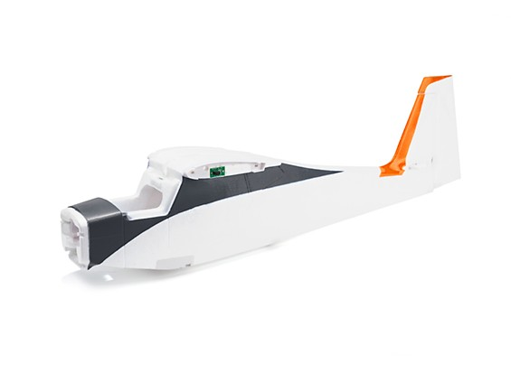 Durafly® ™ Tundra - Fuselage Set (Orange/Grey)