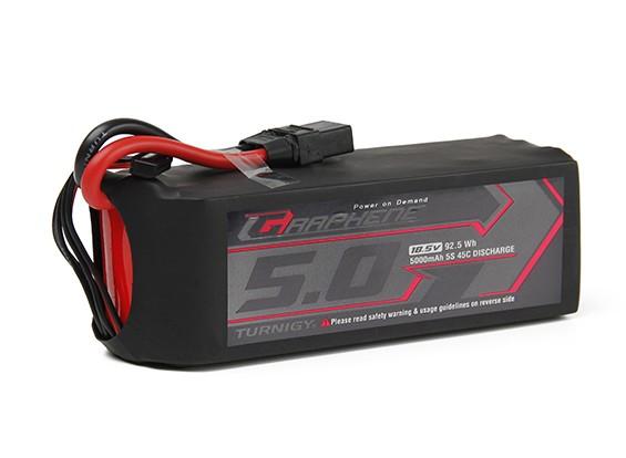 Turnigy Graphene 5000mAh 5S1P 45C Lipo Battery