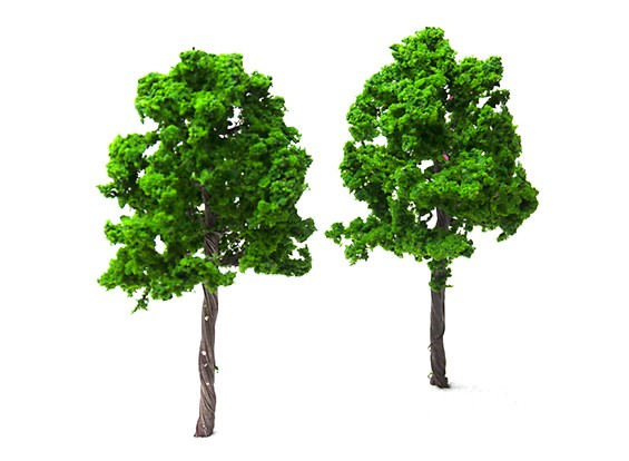 HobbyKing™ 140mm Scenic Wire Model Trees 16090-W140 (2 pcs)
