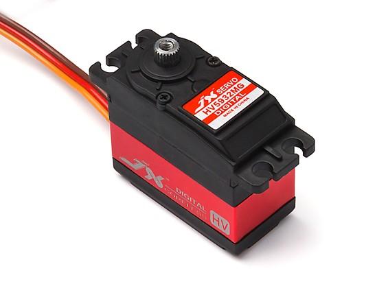 JX PDI-HV5921MG Coreless Metal Gear High Voltage Digital Servo 20.32kg/0.123sec/59.3g