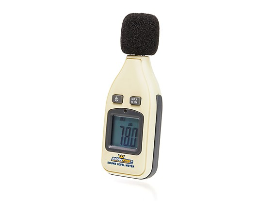 HobbyKing Digital Sound Level Meter