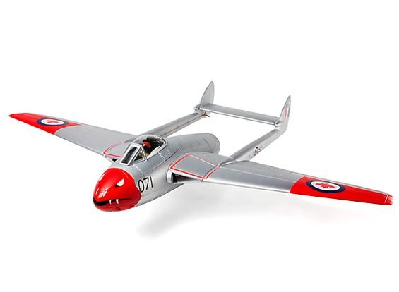 Durafly™ D.H.100 Vampire Mk6 EDF Jet V2 RCAF