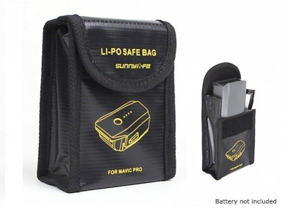 RJX LiPo Safe Bag for DJI Mavic Battery