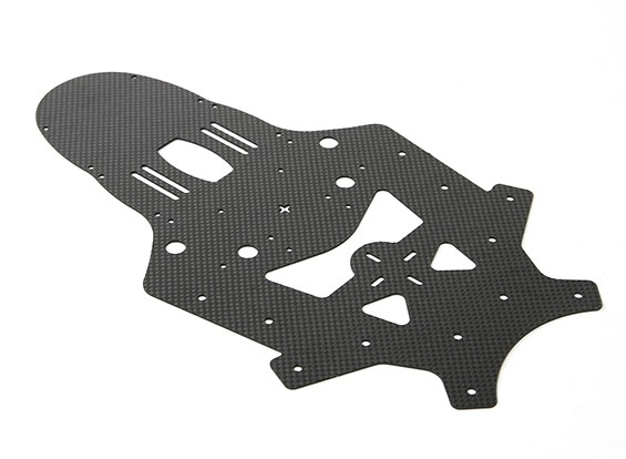 SCRATCH/DENT - Sky-Hero Little Six - Spare Part - Main Frame - Upper