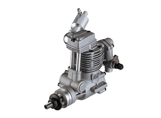 SCRATCH/DENT - ASP FS30AR Four Stroke Glow Engine
