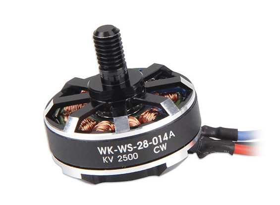 SCRATCH/DENT - Walkera F210 Racing Quad – Brushless Motor (CCW) (WK-WS-28-014A)