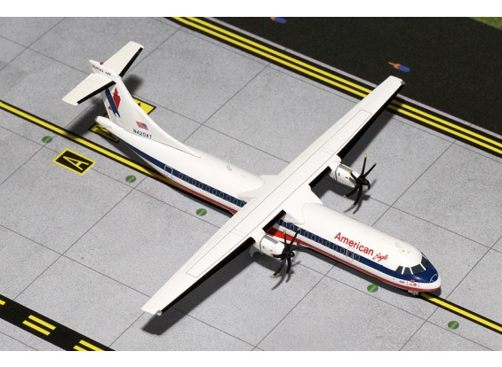 Gemini Jets American Eagle Aerospatiale ATR-72 N420AT 1:200 Diecast model G2AAL428