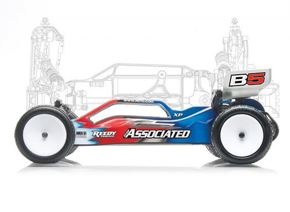 Команда Associated RC10B5 команды Задний Мотор 2WD Электрический багги (комплект)