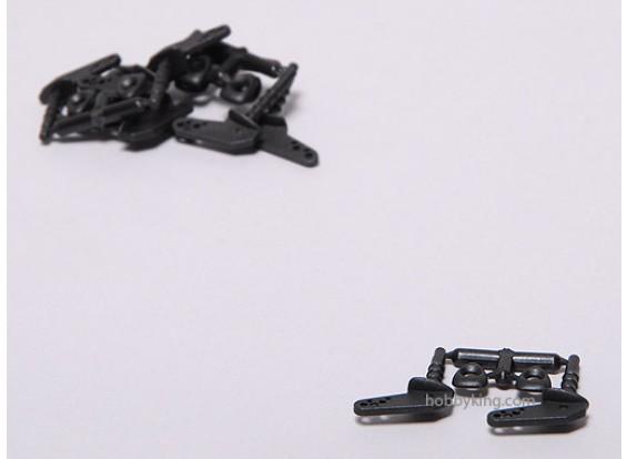 Pin Horns (только 5 комплектов) 21x11 4 отверстия