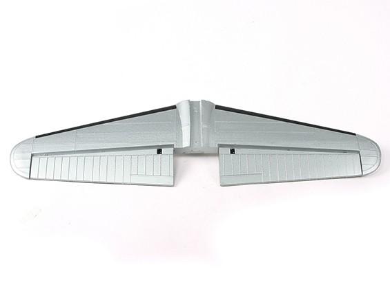 Hobbyking 1875mm B-17 F / G Flying Fortress (V2) (серебро) - Замена Горизонтальное хвостовое оперение
