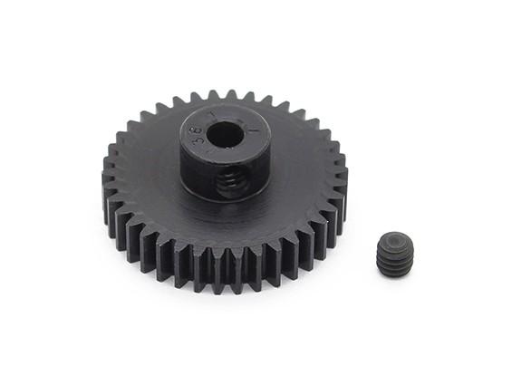 Робинсон Гонки Черный анодированный алюминий шестерней 48 Шаг 38 т (AR Склад)
