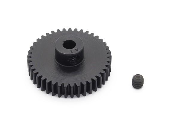 Робинсон Гонки Черный анодированный алюминий шестерней 48 Pitch 41T (AR Склад)