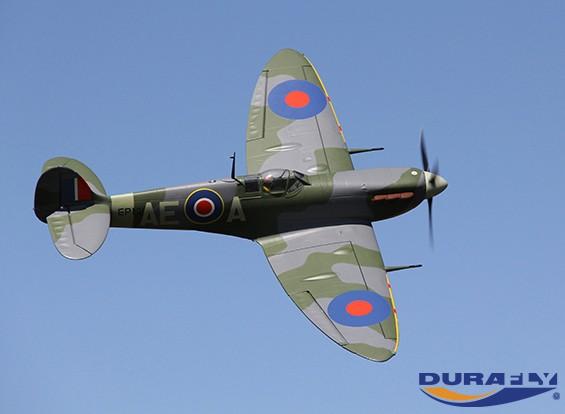 Durafly ™ Spitfire Мк5 1100мм (PnF) ЕТО Схема