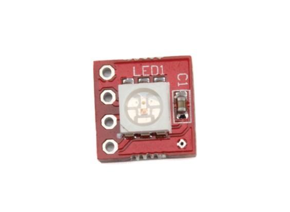 Киз носимого 2812 Модуль 1 СИД полного цвета 5050 RGB LED