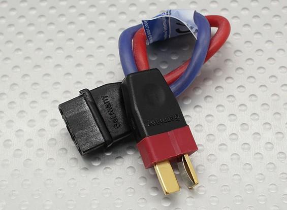 PowerBox адаптер провод MPX Женский - деканы Мужской 2,5 мм проволока 10 см