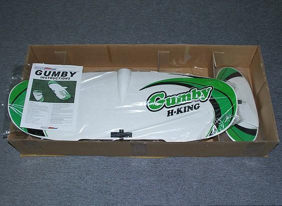 СКРЕСТ / СТОМАТОЛОГИЯ Hobbyking Gumby Slowfly 890мм (ПНФ)