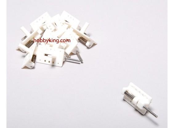 30x8mm Навес блокировки (10pcs / мешок)