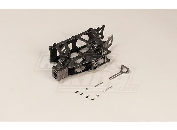 Монтажные рамы HK450V2 углеродного волокна & Alloy Main