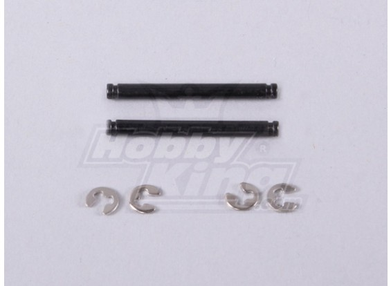 Булавки для задних вертикальных 2 шт - 118B, A2006, A2035 и A2023T