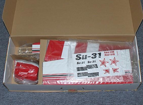 СКРЕСТ / СТОМАТОЛОГИЯ СУ-31 Sport Scale 941mm (ARF)