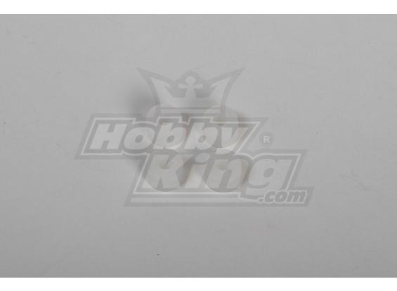 Кремниевые Grommets для RJX90 / Hatori 90 Глушитель белый (4 шт)