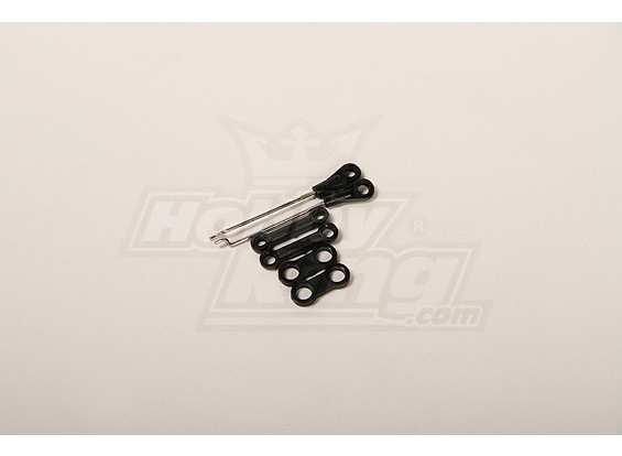 Walkera HM-4 # (2.4G) -Z-10 Linkage Set