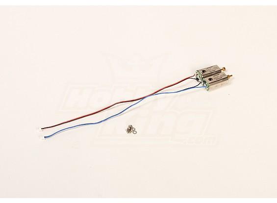 Walkera HM-YS8001-Z-05 Установка параметров двигателя