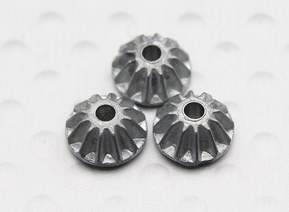 Diff.Pinion передач S (3шт / мешок) - 110BS, A2003T, A2010, A2027, A2028, A2029, A2035, A3011 и A3007