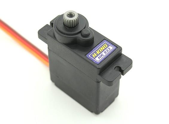HobbyKing ™ HK-933MG Цифровой MG Servo 2.0кг / 0.10sec / 12г