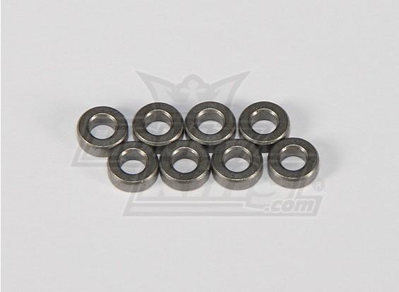 4 х Metal Bush 8 * 4 * 3 - 118B, A2023T, A2029 и A2035