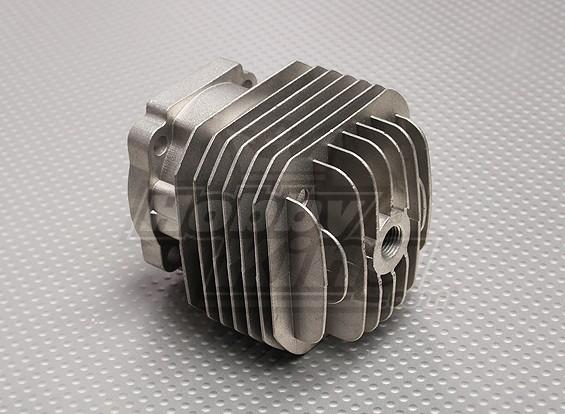 RCGF 30cc Замена цилиндра