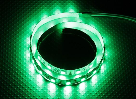 RGB светодиодные гибкие полосы с 4-контактным разъемом драйвера Connector 500мм (красный / зеленый / синий)